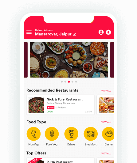 Postmates Clone for Delivery App