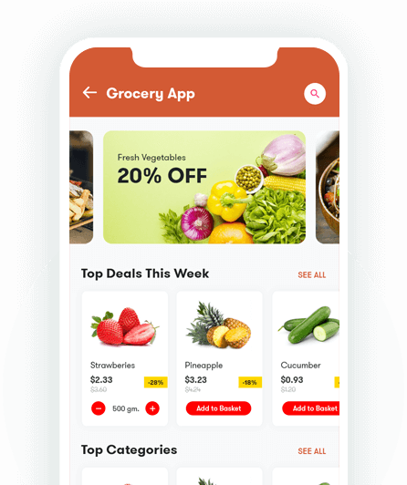 Grocery App Clone
